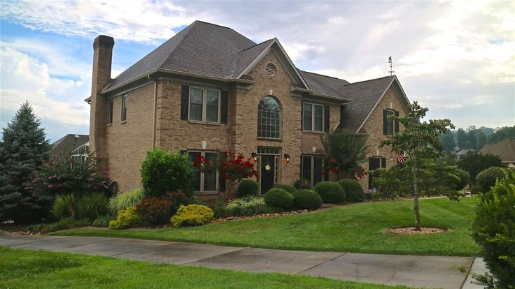 57 best homes in morristown tennessee images on pinterest for East tennessee home builders