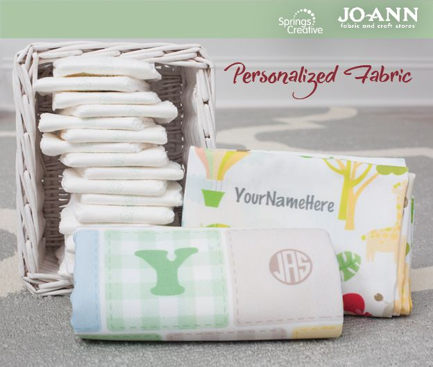 Where can you find a list of projects that use items sold at Jo-Ann Fabrics?