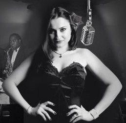 Jazz Jam Session avec Maria Zarifa à la Cave du Moulin de #Louviers