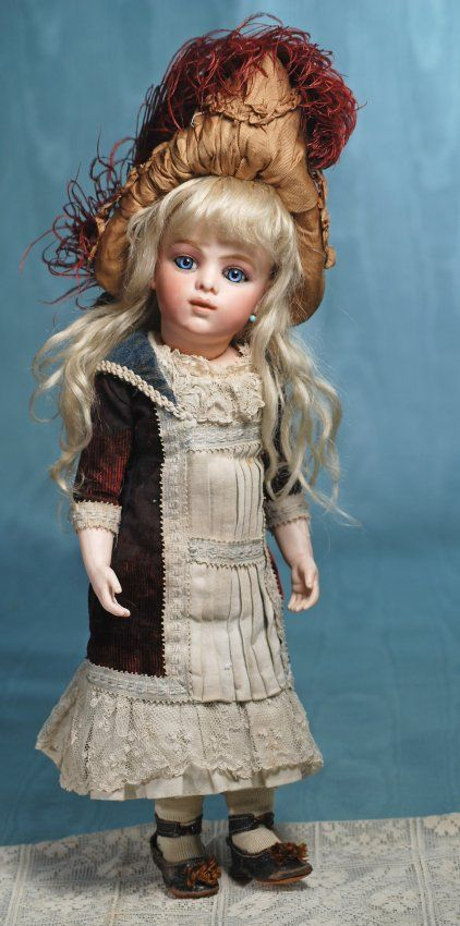 ESPECIALLY BEAUTIFUL BLUE-EYED BRU JNE 4 BEBE : Lot 168A