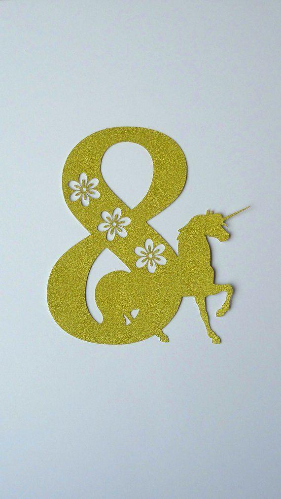 8th Birthday Unicorn SVG Cut File, JPG, DXF for Cameo