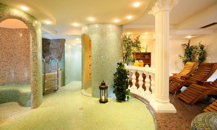 Und nach dem Wintersprot geht es in die Wellnessoase des Hotel DAS GERSTL.