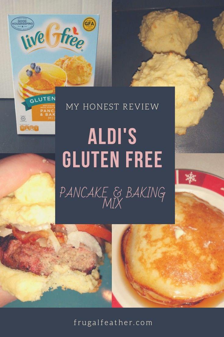 Aldi S Gluten Free Pancake Mix Aldi Gluten Free Gluten Free Cake Mix Recipes Baking Mix Recipes