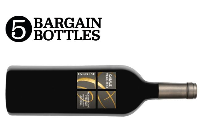Bargain Bottles: they cost less than 15 bucks but taste like a million