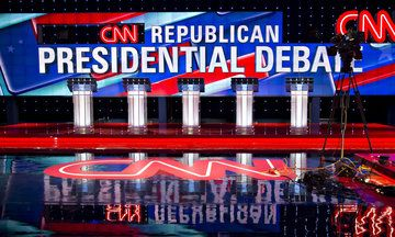 Read Live Updates On The CNN GOP Debate