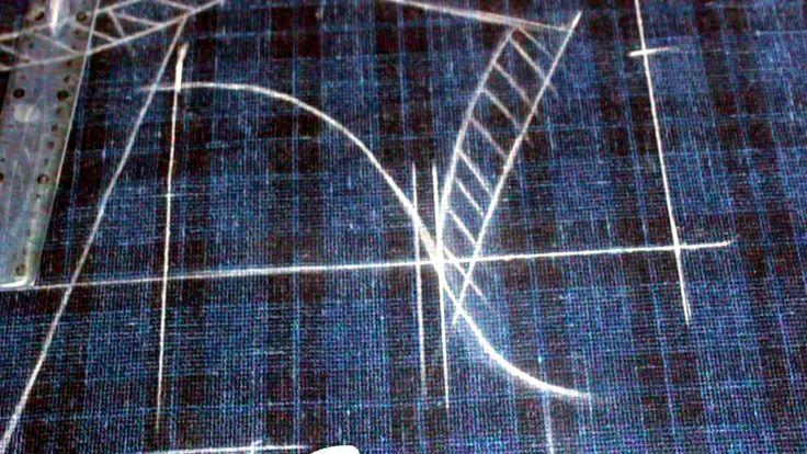 Мастер класс. Техника кроя мужского пиджака в клетку.