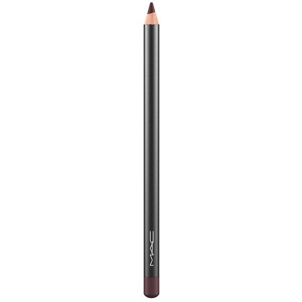 MAC Lip Pencil - Colour Currant (61 ILS) ❤ liked on Polyvore featuring beauty products, makeup, lip makeup, lip pencils, lip pencil and mac cosmetics
