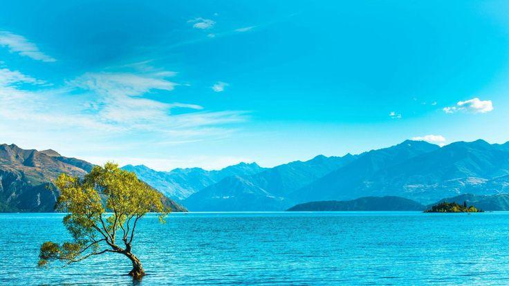 Lago Wanaka - Nuova Zelanda