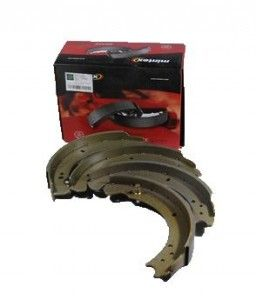 Brake shoes (axle set) - for 10in drums - Mintex