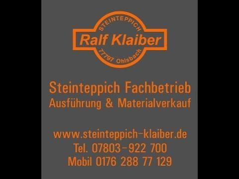 Steinteppich Diashow