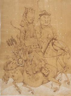 Steppe History  ( Zorikto Dorzhiev )