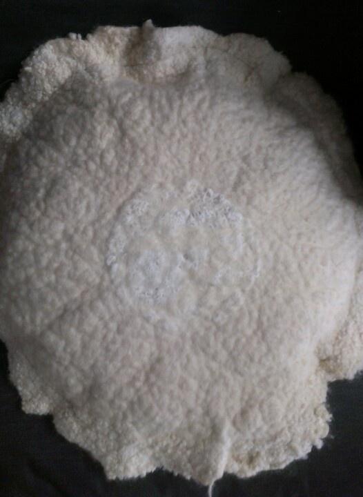 Lei55/Nostalgia...kun je maken van de wollen voering van een oude jas