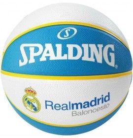BALON BALONCESTO SPALDING REAL MADRID