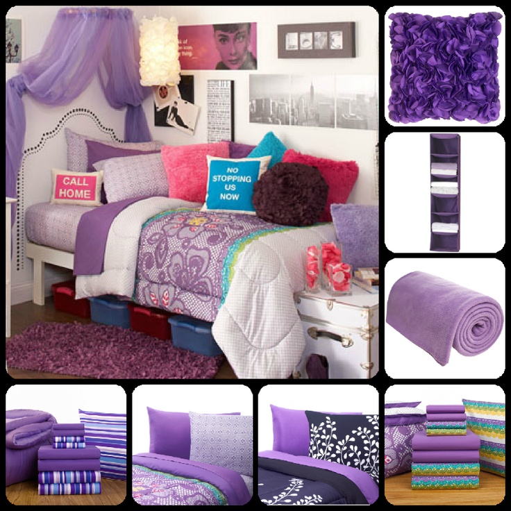 Get the style for your dorm at bed Bath & Beyond