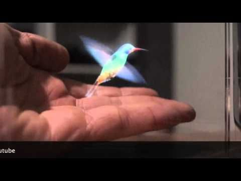 DIY How To Make 3D Hologram Projector for your phone - YouTube