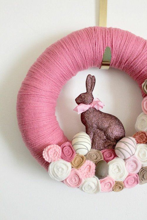 Easter 2014 – making cool Easter decorations yourself