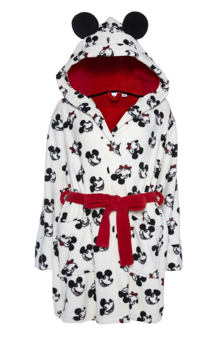 Primark - Mickey mouse Robe                                                                                                                                                                                 More