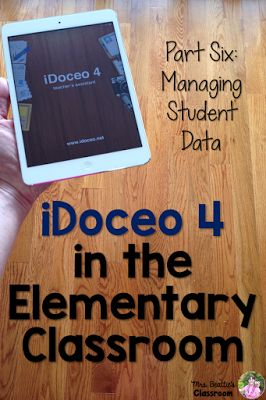iDoceo Tips and Tricks - Managing Student Data - Part Six of a 6-part blog series!
