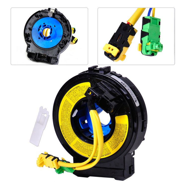 1Pc New Clock Spring Cable 93490-2B300 934902B300 Fit for Hyundai Santa Fe 2006 2007 2008 2009 2010 2011 2012 #Affiliate