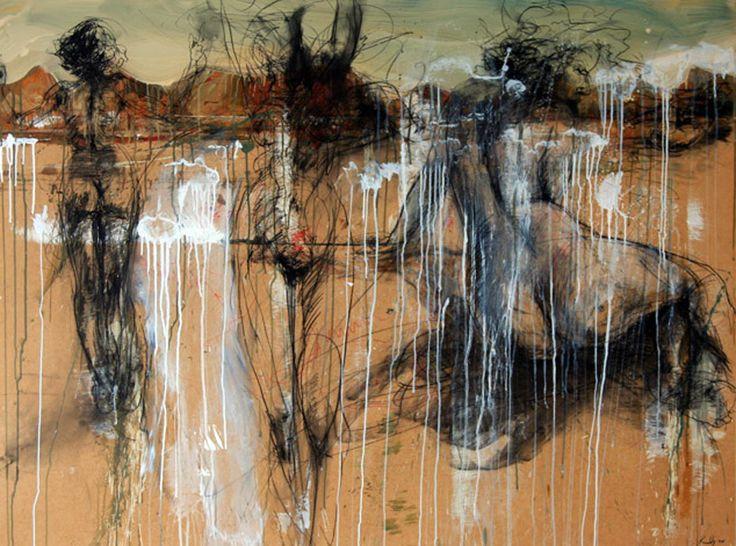 White Fire, 2008 | Craig Ruddy