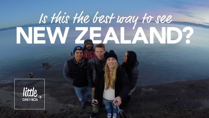 Is this the best way to see New Zealand?