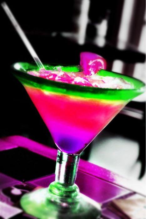 Black Light Martini... YES