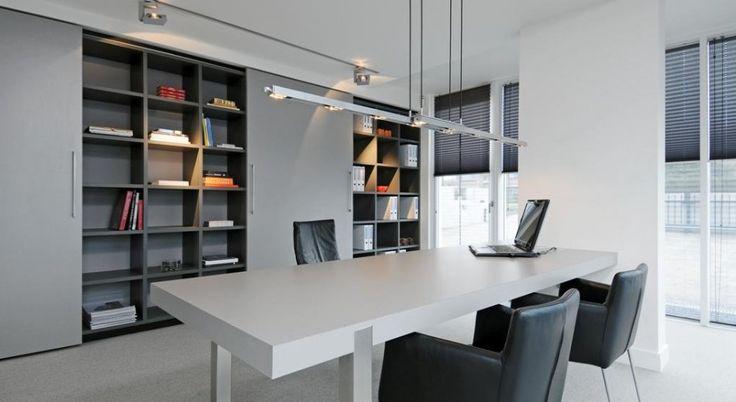 25 beste idee n over kantoor aan huis op pinterest thuisstudie kamers gedeelde thuiskantoren - Kantoor aan huis outs ...