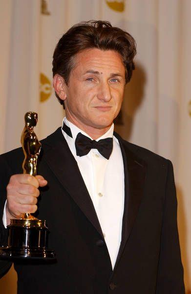 "Sean Penn - Best Actor Oscar for ""Mystic River"" 2003"