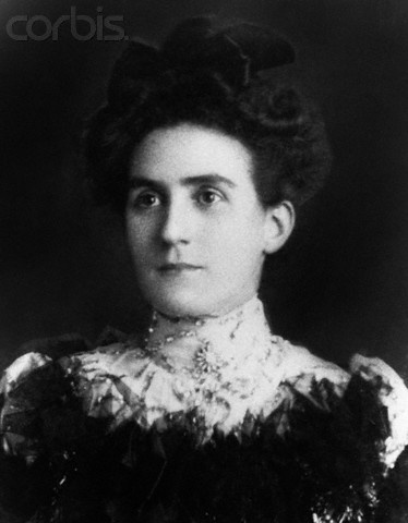 Rose Kennedy's mother. Wife of Honey Fitz Fitzgerald.  Maternal grandmother to JFK and his brothers and sisters.