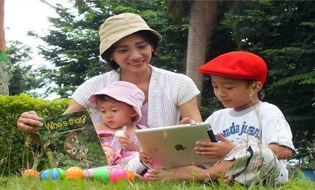 Waktu Yang Tepat Memberikan Gadget Kepada Anak