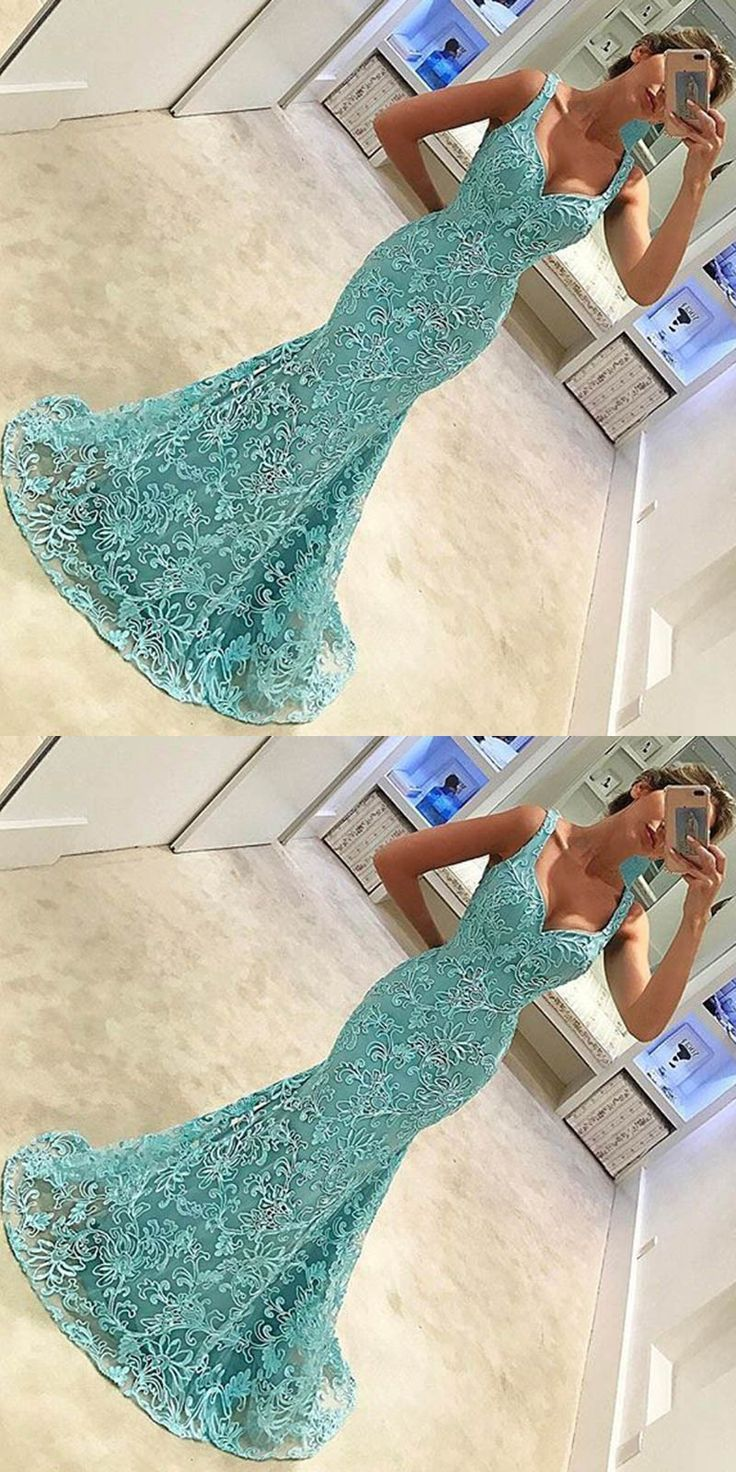 prom dresses, mermaid prom dresses, sexy v-neck evening gowns, cheap lace party dresses, vestidos