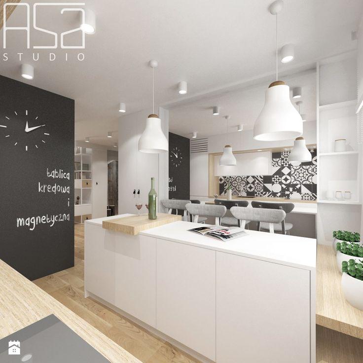 Kuchnia styl Nowoczesny - zdjęcie od asa studio - Kuchnia - Styl Nowoczesny - asa studio