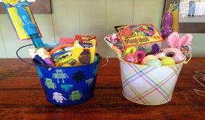 Iδέες για πασχαλινά καλαθάκια και γλυκά για τους μικρούς μας φίλους