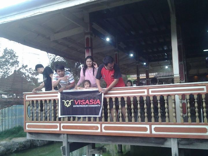 Visasia Entrepreneur Community - Jl. Poros Gowa Gowa, Sul Sel Contact : 085230855006 ( Hilal Hamzah )