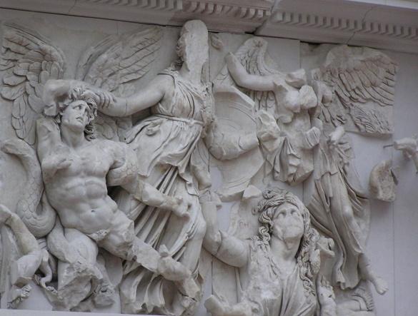 Pergamo Museo Berlin
