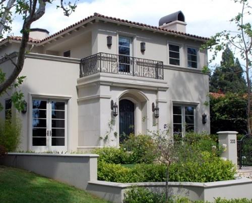Mediterranean Home Design mediterranean exterior