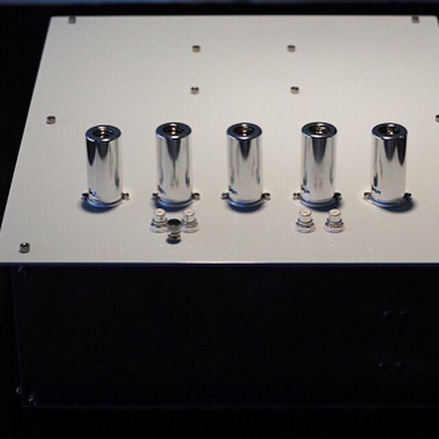 RIAA tube pre-amp for MM cartridge