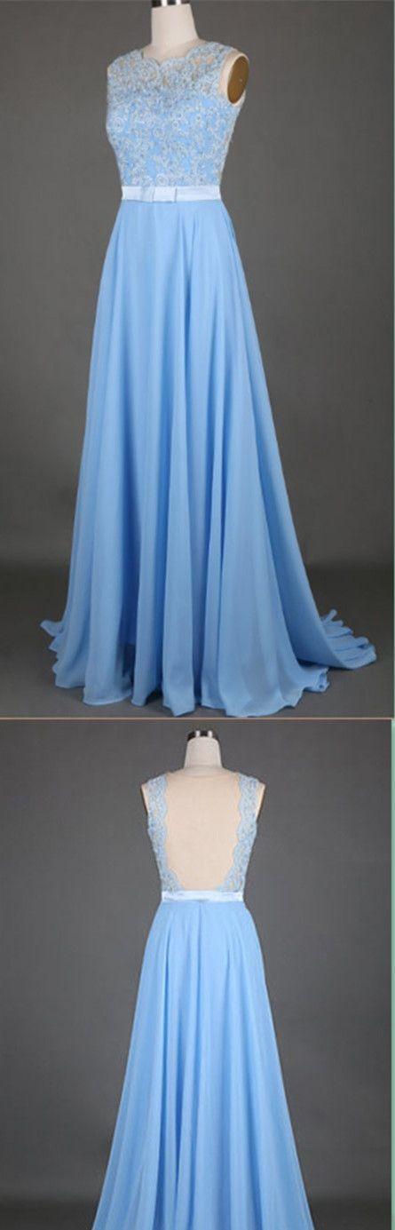Lace Chiffon Prom Dress,Long Prom Dresses,Charming Prom Dresses,Evening Dress Prom Gowns, Formal Women Dress,prom dress