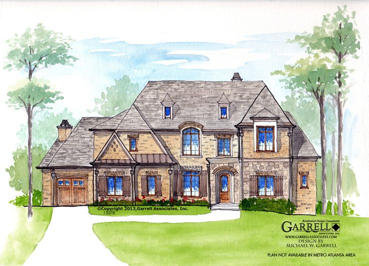 92 Best Images About House Plans 4 500 5 000 S F On