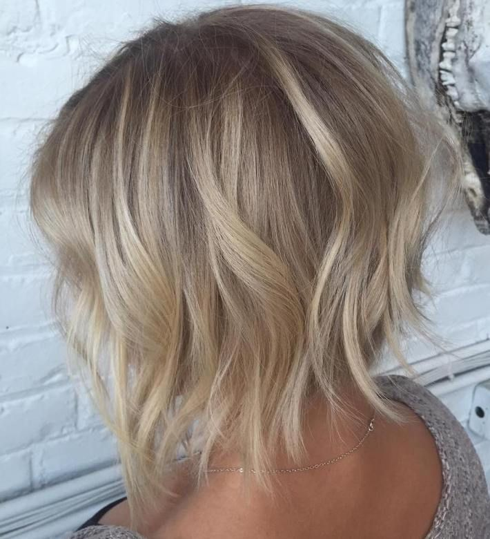 Balayage For Dishwater Blonde Hair