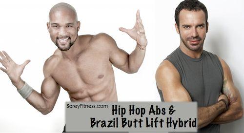 Hip Hop Abs Brazil Butt Lift Hybrid (HHA/BBL Hybrid) Workout Schedule