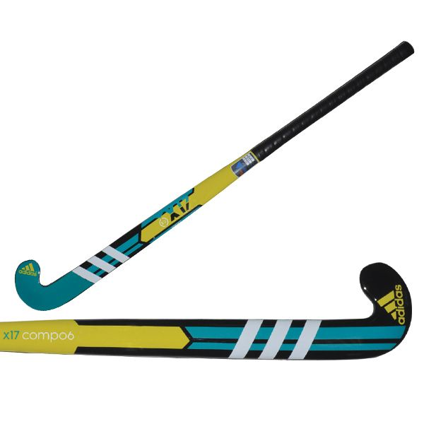 Cool, new field hockey stick from Adidas!