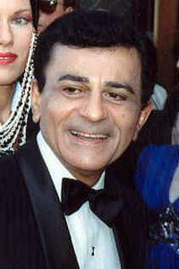 "Kemal Amin ""Casey"" Kasem (born April 27, 1932) is a Lebanese American radio personality and voice actor, best known as the host of the Top 40 countdown show American Top 40, and for voicing Shaggy in the popular Saturday morning cartoon franchise Scooby-Doo.    http://en.wikipedia.org/wiki/Casey_Kasem    His signature quote: ""Keep your feet on the ground and keep reaching for the stars."""