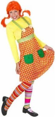 Pippi Longstocking Halloween Costume