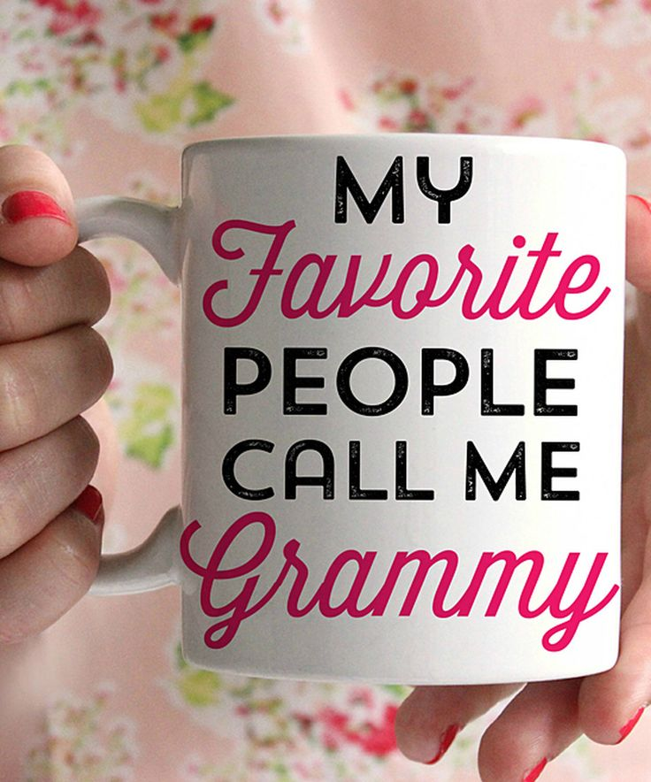 Love you a Latte Shop 'My Favorite People Call Me Grammy ...
