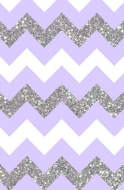 Lilac white silver chevron iphone wallpaper background phone lockscreen