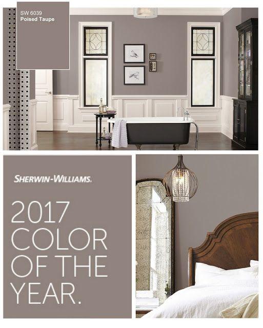 Kasa da Lu: Sherwin-Williams revela sua cor de 2017.