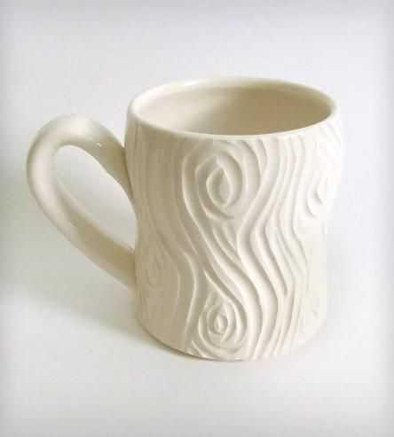 Faux Bois Porcelain Mug | Home Dining & Barware | Gina DeSantis | Scoutmob Shoppe | Product Detail