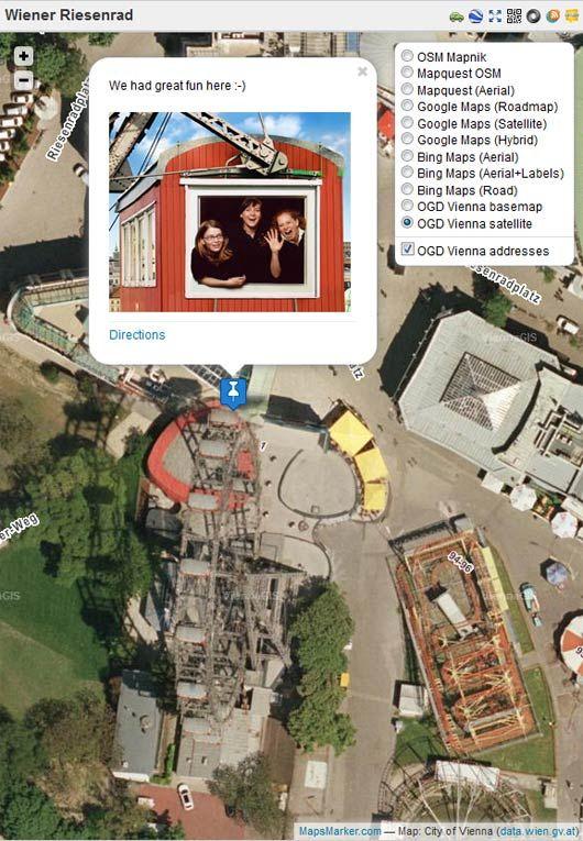 leaflet-maps-marker screenshot 1