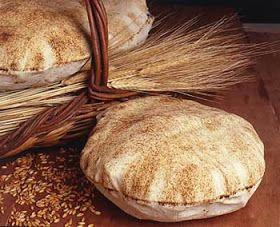 LEBANESE RECIPES: Lebanese Bread Recipe